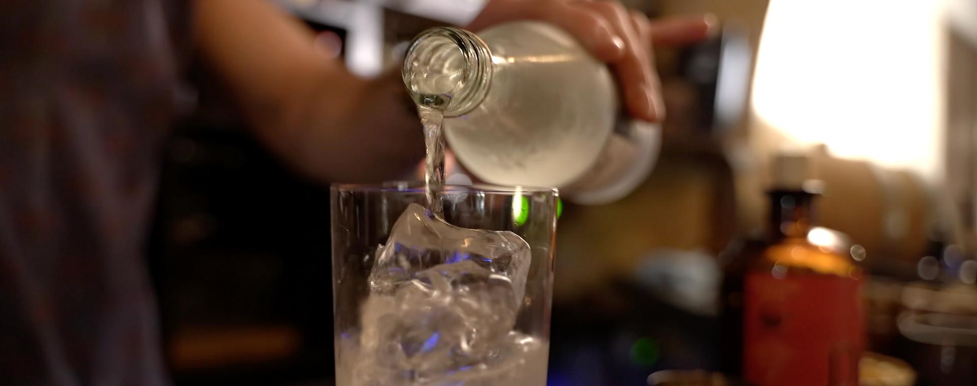 cocktail Djin Spirits
