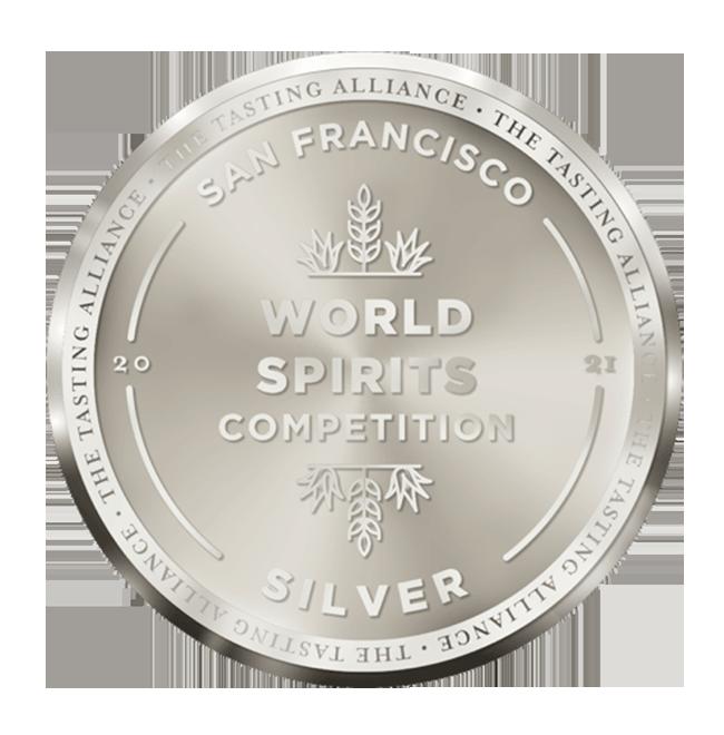 Gin sans alcool médaille SFWSC 2021